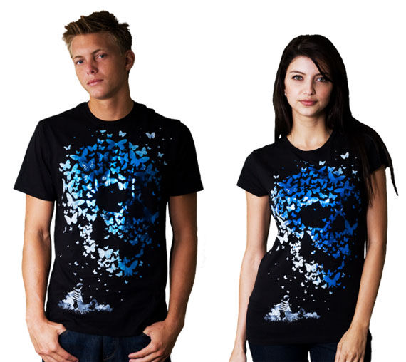 chaos-theory-cool-creative-tshirt-designs