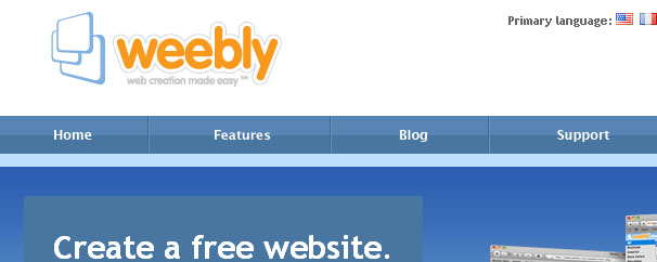 how to make a weebly website popular