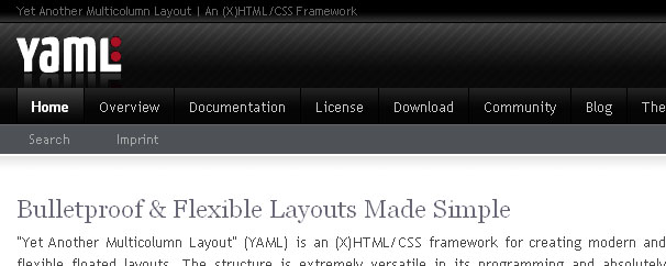 40great frameworks for webdesigners and webdevelopers webdesigncut the yaml builder is a tool for visually creating yaml based css layouts it allows for the setting of basic layout characteristics like the number and malvernweather Gallery